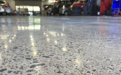 ¿Por qué construir pisos de concreto?